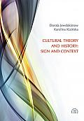 CULTURAL THEORY AND HISTORY: SIGN AND CONTEXT